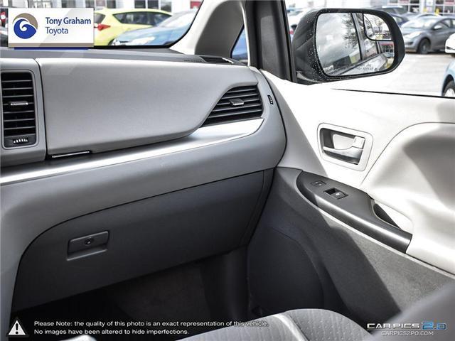 2018 Toyota Sienna LE 8-Passenger (Stk: U9048) in Ottawa - Image 24 of 25