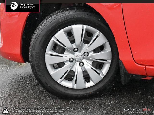 2017 Toyota Yaris LE (Stk: B2825) in Ottawa - Image 6 of 26