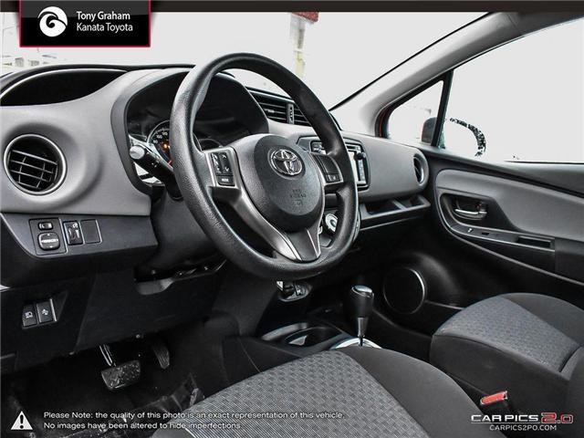 2017 Toyota Yaris LE (Stk: B2825) in Ottawa - Image 13 of 26
