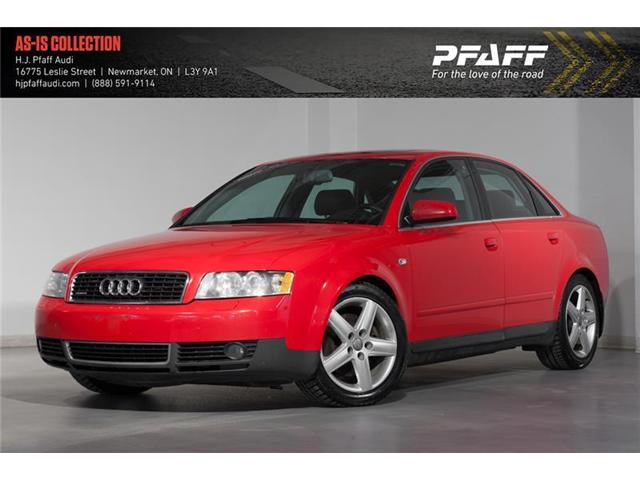 2004 Audi A4 3.0 (Stk: 52911A) in Newmarket - Image 1 of 16