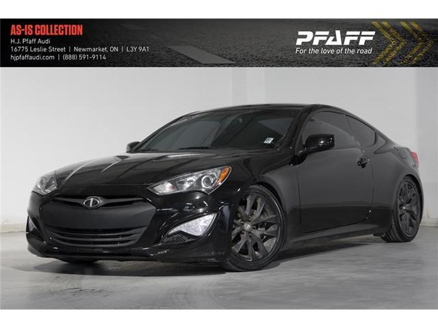 2013 Hyundai Genesis Coupe 2.0T (Stk: 53017AA) in Newmarket - Image 1 of 15