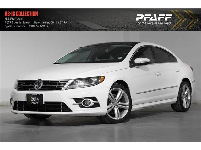 2014 Volkswagen CC Sportline (Stk: A11698A) in Newmarket - Image 1 of 17