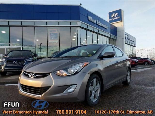 2013 Hyundai Elantra GLS (Stk: 88578A) in Edmonton - Image 1 of 21