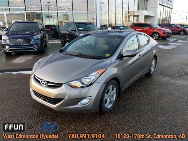 2013 Hyundai Elantra GLS (Stk: 88578A) in Edmonton - Image 2 of 21