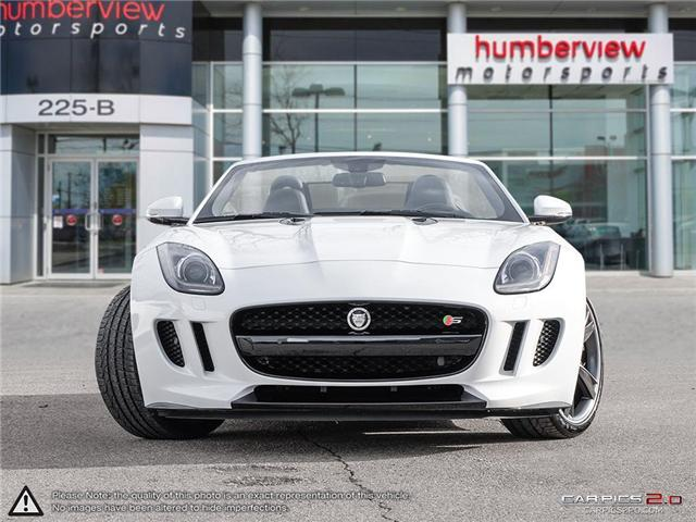 2014 Jaguar F-TYPE S (Stk: 18HMS072AA) in Mississauga - Image 2 of 29