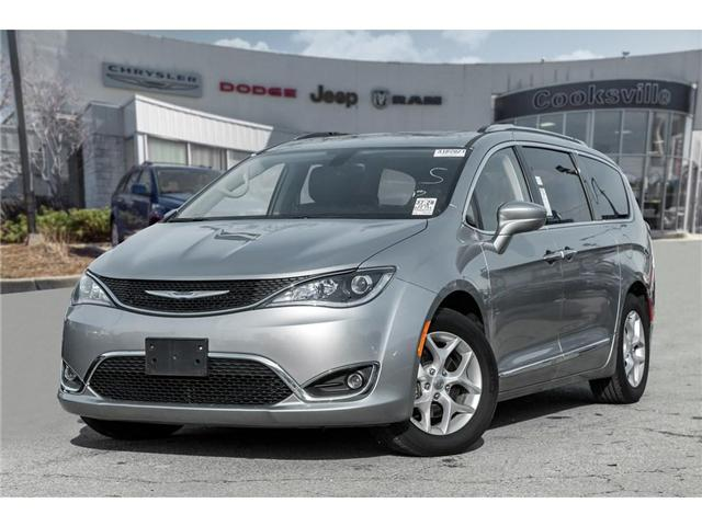 2018 Chrysler Pacifica Touring-L Plus (Stk: 7786PR) in Mississauga - Image 1 of 21
