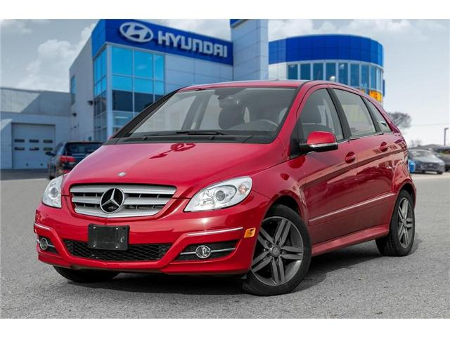 2011 Mercedes-Benz B-Class Turbo (Stk: H219572T) in Mississauga - Image 1 of 7
