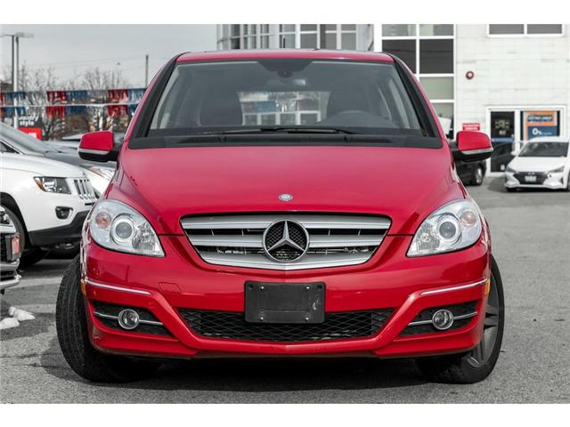 2011 Mercedes-Benz B-Class Turbo (Stk: H219572T) in Mississauga - Image 2 of 7