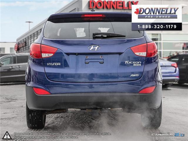 2010 Hyundai Tucson Limited (Stk: PBWKR575DTA) in Kanata - Image 5 of 28