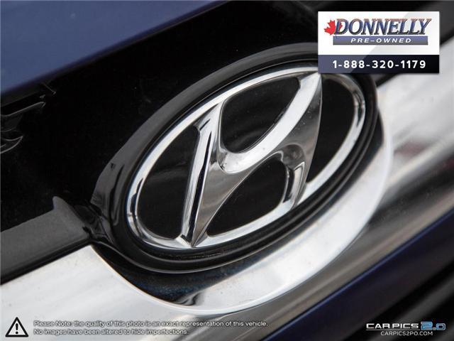 2010 Hyundai Tucson Limited (Stk: PBWKR575DTA) in Kanata - Image 8 of 28