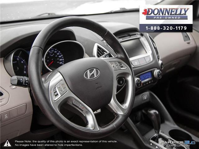 2010 Hyundai Tucson Limited (Stk: PBWKR575DTA) in Kanata - Image 12 of 28