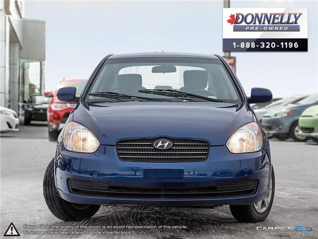 2010 Hyundai Accent L (Stk: PBWMR117A) in Kanata - Image 2 of 29