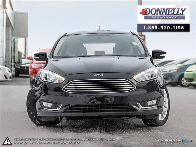 2018 Ford Focus Titanium (Stk: CLMUR927) in Kanata - Image 2 of 30