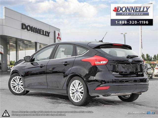 2018 Ford Focus Titanium (Stk: CLMUR927) in Kanata - Image 4 of 30