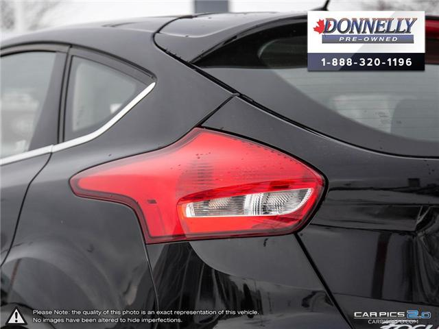 2018 Ford Focus Titanium (Stk: CLMUR927) in Kanata - Image 6 of 30