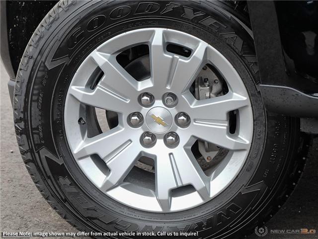 2019 Chevrolet Colorado LT (Stk: T9K014) in Mississauga - Image 8 of 25