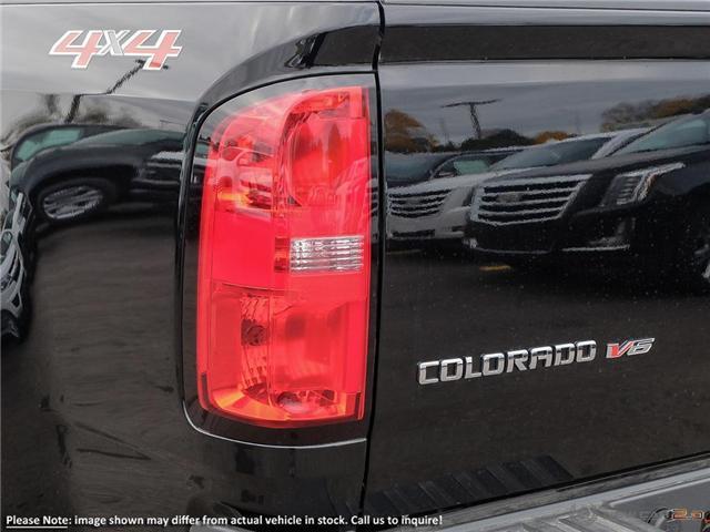 2019 Chevrolet Colorado LT (Stk: T9K014) in Mississauga - Image 11 of 25
