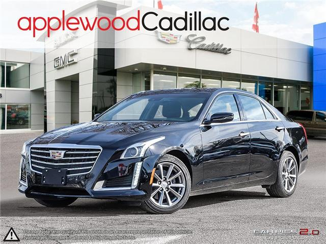 2018 Cadillac CTS 3.6L Luxury (Stk: 4063A) in Mississauga - Image 1 of 29