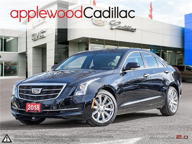 2018 Cadillac ATS 2.0L Turbo Luxury (Stk: 1290A) in Mississauga - Image 1 of 30