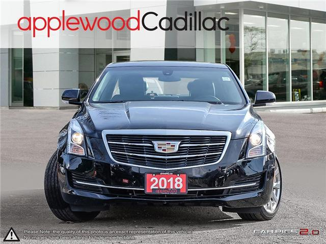 2018 Cadillac ATS 2.0L Turbo Luxury (Stk: 1290A) in Mississauga - Image 2 of 30