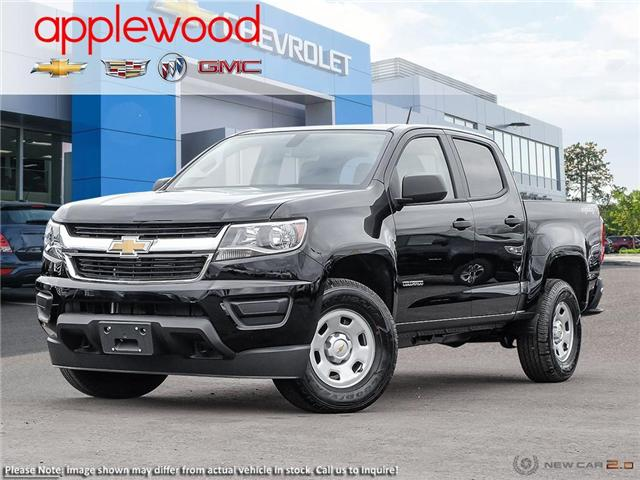 2019 Chevrolet Colorado WT (Stk: T9K006) in Mississauga - Image 1 of 25
