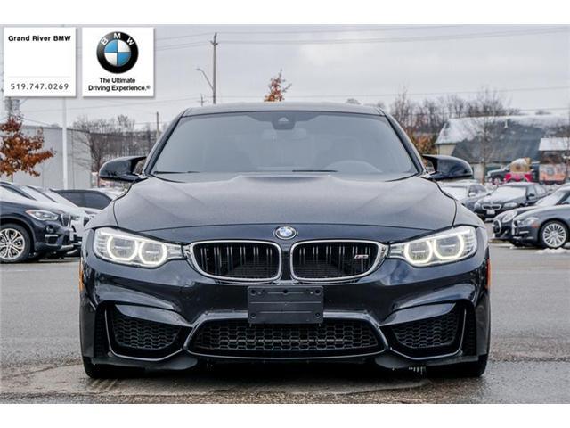 2016 BMW M3 Base (Stk: PW4650) in Kitchener - Image 2 of 19