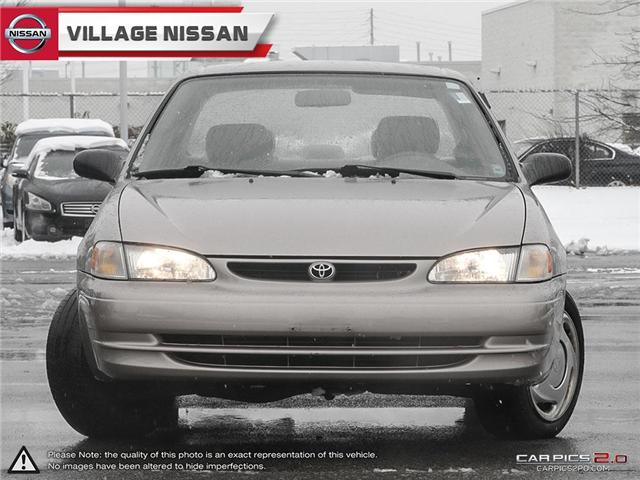 2000 Toyota Corolla Base (Stk: 80737A) in Unionville - Image 2 of 27