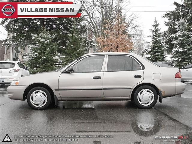 2000 Toyota Corolla Base (Stk: 80737A) in Unionville - Image 3 of 27
