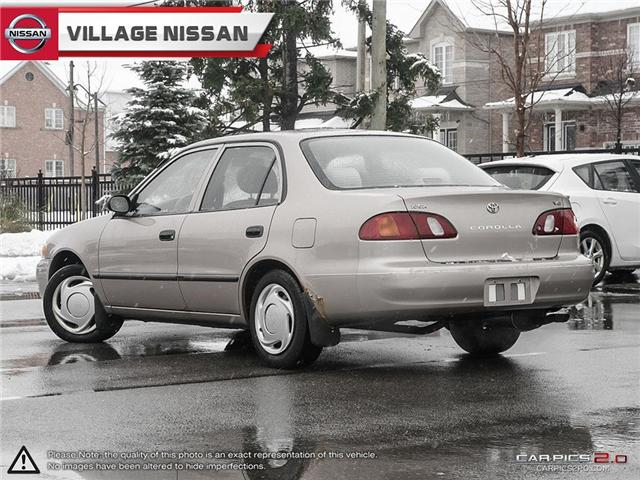 2000 Toyota Corolla Base (Stk: 80737A) in Unionville - Image 4 of 27