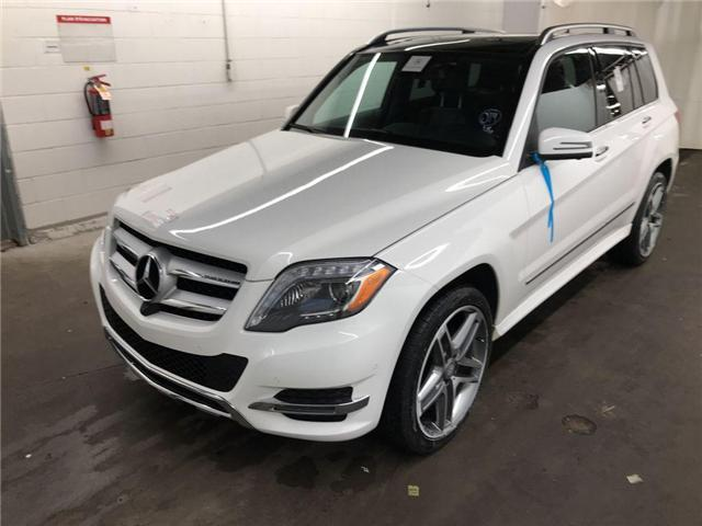 2015 Mercedes-Benz GLK-Class Base (Stk: 421032) in Vaughan - Image 1 of 14