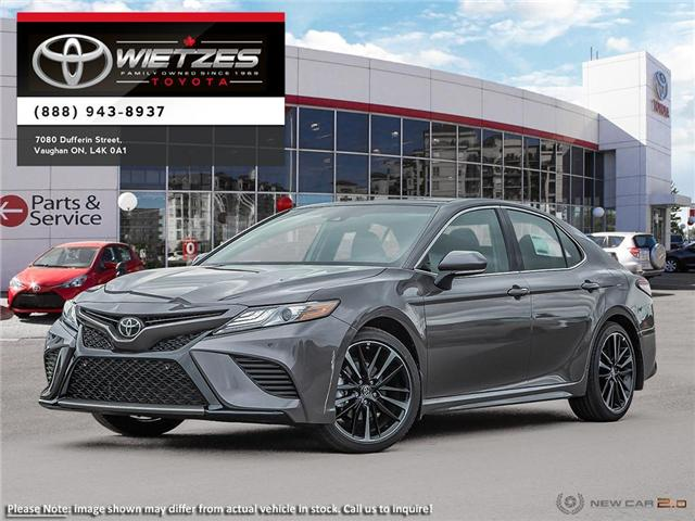 2019 Toyota Camry XSE (Stk: 67550) in Vaughan - Image 1 of 24