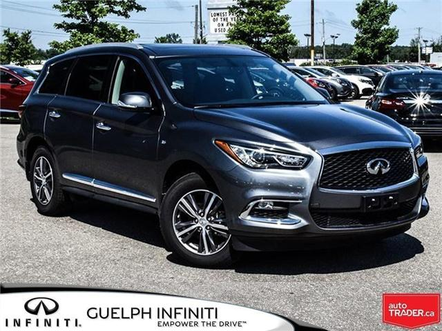 2017 Infiniti QX60 Base (Stk: I6261) in Guelph - Image 1 of 26