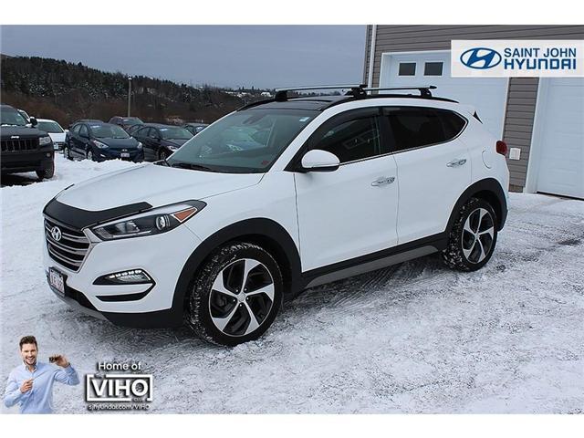 2017 Hyundai Tucson Ultimate (Stk: 86100A) in Saint John - Image 2 of 25