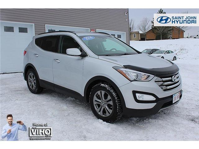 2014 Hyundai Santa Fe Sport  (Stk: 96444A) in Saint John - Image 1 of 21