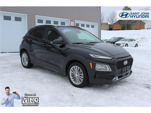 2018 Hyundai KONA 2.0L Luxury (Stk: U1957) in Saint John - Image 1 of 23