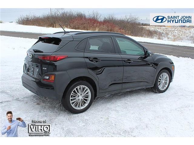 2018 Hyundai KONA 2.0L Luxury (Stk: U1957) in Saint John - Image 6 of 23
