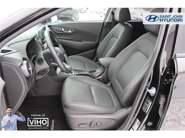 2018 Hyundai KONA 2.0L Luxury (Stk: U1957) in Saint John - Image 10 of 23