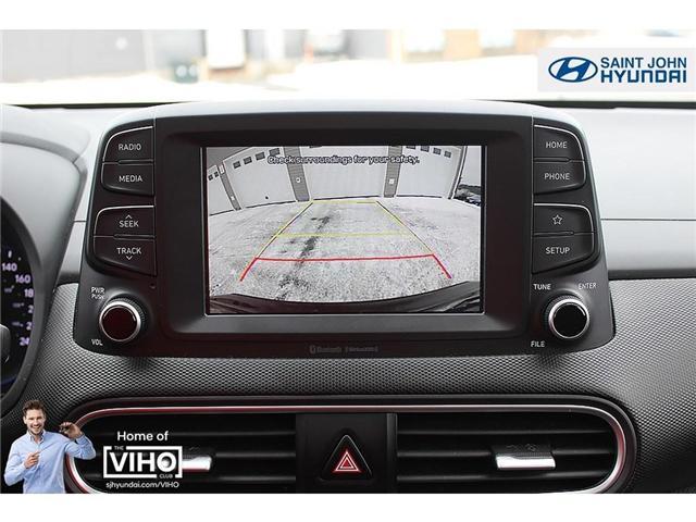 2018 Hyundai KONA 2.0L Luxury (Stk: U1957) in Saint John - Image 15 of 23