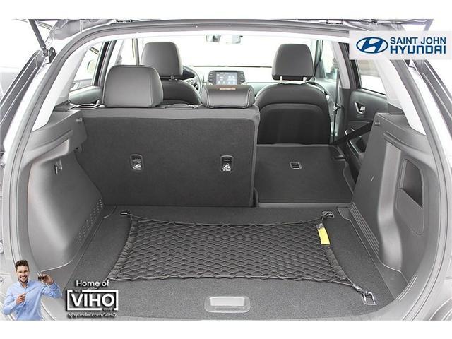 2018 Hyundai KONA 2.0L Luxury (Stk: U1957) in Saint John - Image 21 of 23