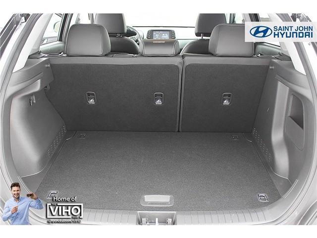 2018 Hyundai KONA 2.0L Luxury (Stk: U1957) in Saint John - Image 22 of 23