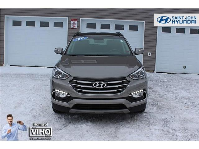 2018 Hyundai Santa Fe Sport 2.0T Limited (Stk: U1959) in Saint John - Image 2 of 24