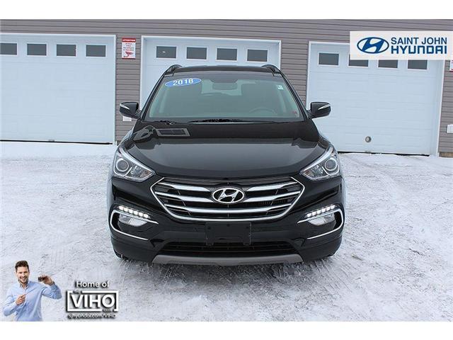 2018 Hyundai Santa Fe Sport  (Stk: U1958) in Saint John - Image 2 of 24