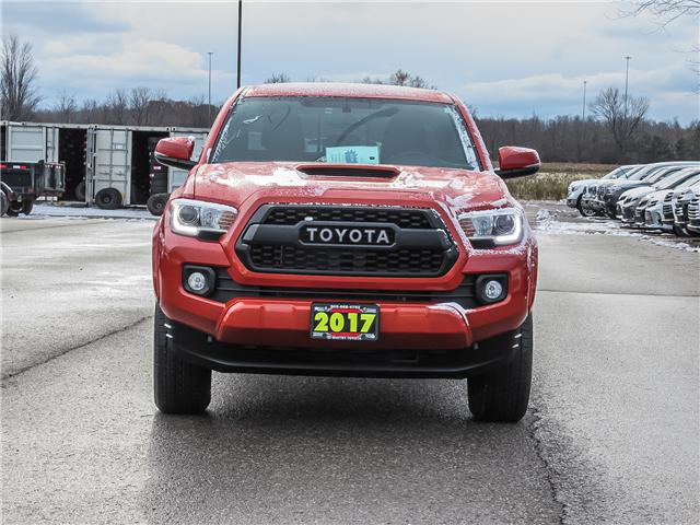 2017 Toyota Tacoma  (Stk: 80901A) in Whitby - Image 2 of 20