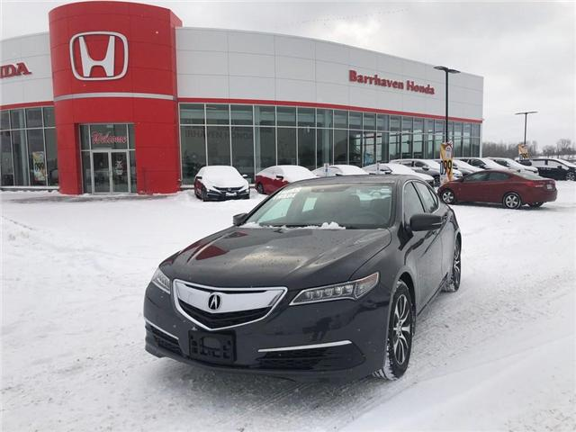 2015 Acura TLX Tech (Stk: B0169) in Nepean - Image 1 of 27