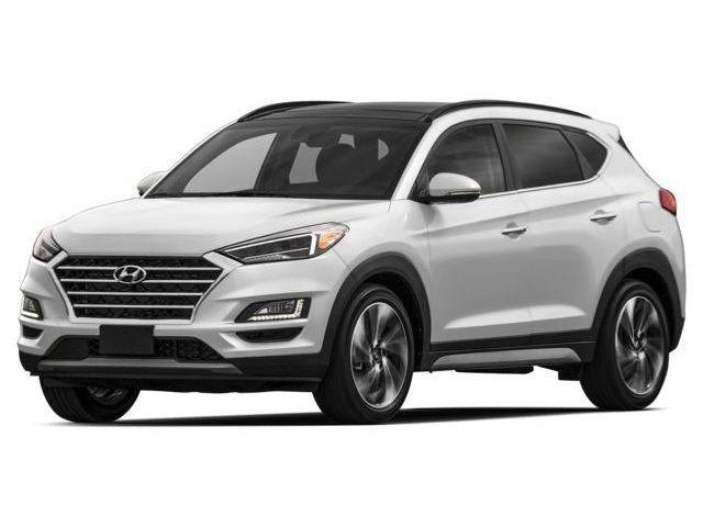 2019 Hyundai Tucson Preferred (Stk: 28355) in Scarborough - Image 1 of 4