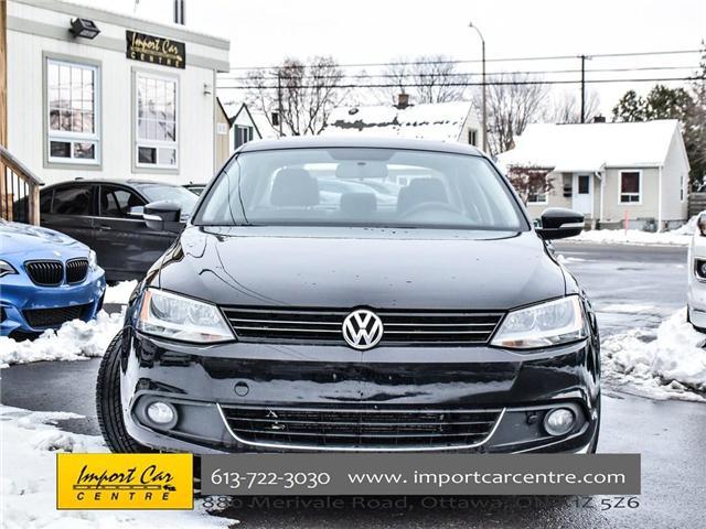 2013 Volkswagen Jetta 2.0 TDI Comfortline (Stk: 427113) in Ottawa - Image 2 of 21