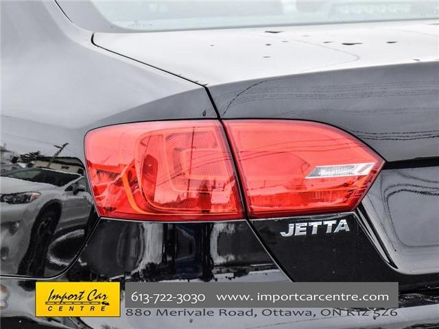 2013 Volkswagen Jetta 2.0 TDI Comfortline (Stk: 427113) in Ottawa - Image 7 of 21