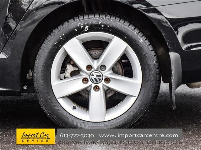 2013 Volkswagen Jetta 2.0 TDI Comfortline (Stk: 427113) in Ottawa - Image 8 of 21