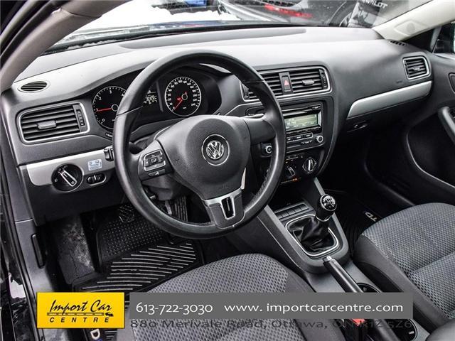 2013 Volkswagen Jetta 2.0 TDI Comfortline (Stk: 427113) in Ottawa - Image 9 of 21