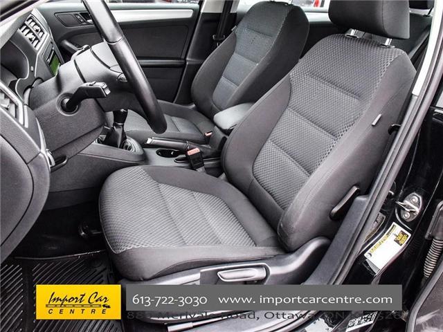 2013 Volkswagen Jetta 2.0 TDI Comfortline (Stk: 427113) in Ottawa - Image 10 of 21